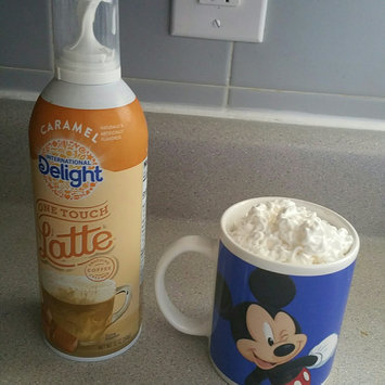 International Delight One Touch Latte Caramel uploaded by Carolina P.