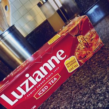 Photo of Luzianne Family Size Flow Tea Bags for Ice Tea uploaded by mariah G.