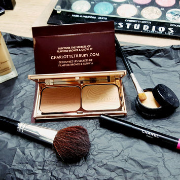 Charlotte Tilbury Filmstar Bronze & Glow Face Sculpt & Highlight uploaded by Shirley S.