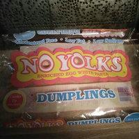 No Yolks Egg White Pasta Dumplings Cholesterol Free uploaded by Tempestt S.