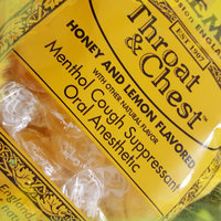 Jakemans Throat & Chest Menthol Lozenges Honey and Lemon - 30 CT uploaded by Svitlana P.