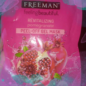 Photo of Freeman Feeling Beautiful Revealing Peel-Off Pomegranate Facial Mask, .5 fl oz uploaded by Lorina G.