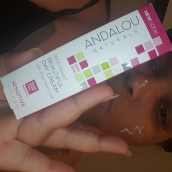 Photo of Andalou Naturals 1000 Roses Beautiful Day Cream uploaded by Trishinda B.