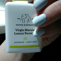 Drunk Elephant Virgin Marula Luxury Facial Oil 1 oz uploaded by Leah B.