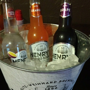 Photo of Henry's Hard Soda™ Hard Orange 12 fl. oz. Bottle uploaded by Brooke D.