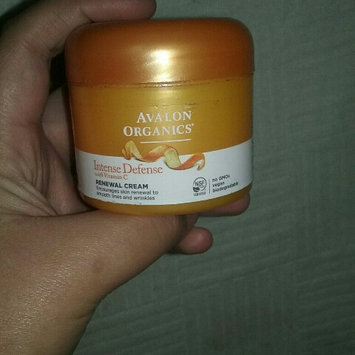 Photo of Avalon Organics Intense Defense With Vitamin C Oil-Free Moisturizer uploaded by Frankie L.