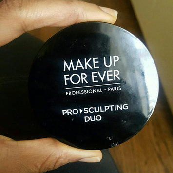 MAKE UP FOR EVER Pro Sculpting Duo 2 Golden 0.28 oz uploaded by Stacey O.