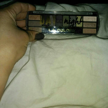 Photo of L.A. Colors Day to Night 12 Color Eyeshadow uploaded by Latoya B.