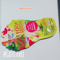 7th Heaven Juiced Grapefruit Foot Soak & Pressed Mint Foot Lotion uploaded by Lucila G.