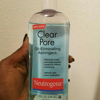 Neutrogena Clear Pore Oil-Controlling Astringent uploaded by Blessing K.