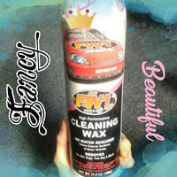 FW1 Wash & Wax Waterless Polish with Carnauba 17.50oz (3-Pack) uploaded by Daria Q.