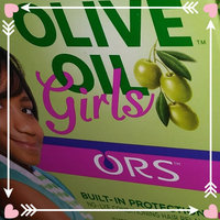 Olive Oil Girls Organic and Root Stimulator No-Lye Conditioning Relaxer System uploaded by Courtney U.