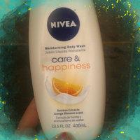 Nivea Body Wash Touch of Happiness Moisturizing Body Wash uploaded by Amanda R.