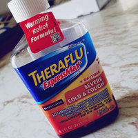 Theraflu® ExpressMax™ Daytime Berry Flavor Severe Cold & Cough Liquid 8.3 fl. oz. Bottle uploaded by keren a.