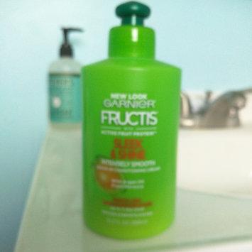 Garnier Fructis Sleek & Shine Leave-In Conditioner, 10.2 oz uploaded by Janina R.