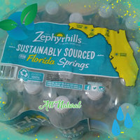 Zephyrhills® 100% Natural Spring Water uploaded by Kei H.