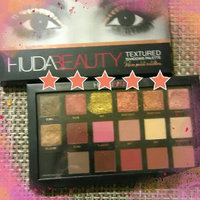 Huda Beauty Textured Eyeshadows Palette Rose Gold Edition uploaded by Cayla H.