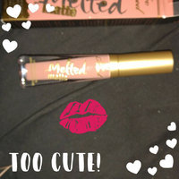 Too Faced Melted Matte Liquified Long Wear Matte Lipstick uploaded by Nikki S.