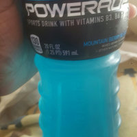 Powerade Ion4 Mountain Berry Blast Sports Drink 20 oz uploaded by Keiondra J.