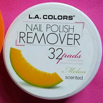 Photo of L.A. Colors Nail Polish Remover Pads uploaded by Ana A.