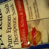 Dr. Teal's Epsom Salt Soaking Solution Magnesium Sulfate USP uploaded by Gabriela O.