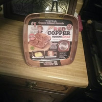 As Seen on TV Red Copper Square Dance Pan uploaded by Tempestt S.
