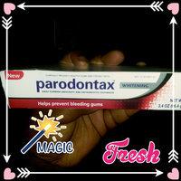 Parodontax™ Whitening Daily Fluoride Anticavity and Antigingivitis Toothpaste 3.4 oz. Box uploaded by Tempestt S.