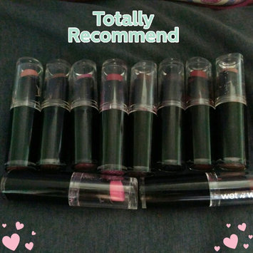 Photo of wet n wild MegaLast Lip Color uploaded by Ary R.