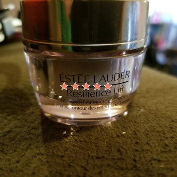 Photo of Estée Lauder Resilience Lift Firming/Sculpting Eye Creme uploaded by Rebecca B.