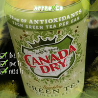 Canada Dry Green Tea Ginger Ale uploaded by Kei H.