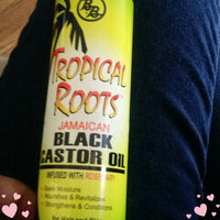 Bronner Brother's Tropical Roots Black Castor Oil uploaded by Kalaeja F.