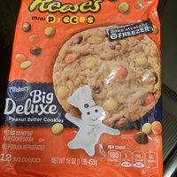 Pillsbury Big Deluxe Peanut Butter Cookies - 12 CT uploaded by Kei H.