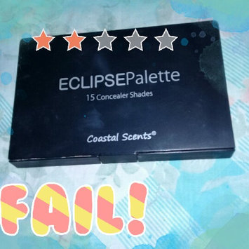 Photo of Coastal Scents Eclipse Concealer Palette uploaded by Hodra Vanessa S.