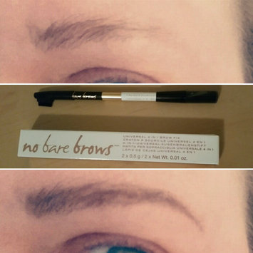 Photo of Know Cosmetics No Bare Brows 2x 0.01 oz/ 0.5 g uploaded by Caroline R.