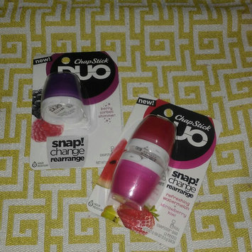 ChapStick® DUO Berry Shimmer uploaded by Aurora T.