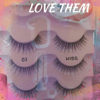 Kiss Ever EZ Lashes uploaded by Devina H.