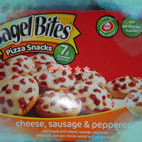 Bagel Bites Cheese, Sausage & Pepperoni uploaded by Alicia H.