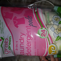 GrabGreen 3-in-1 Laundry Detergent 24 Loads Gardenia 24 Pods uploaded by Ashely M.