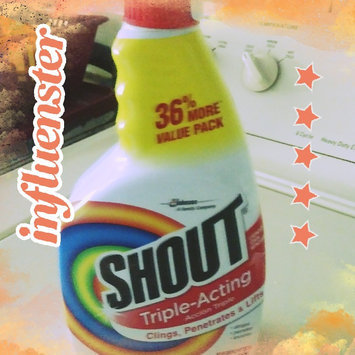 Shout® Advanced Action Gel uploaded by Ashley M.
