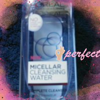 L'Oreal Paris Micellar Cleansing Water for Normal to Dry Skin 13.5 fl. oz. Bottle uploaded by Ashley M.