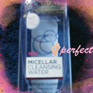 L'Oréal Paris Micellar Cleansing Water for Normal to Dry Skin uploaded by Ashley M.