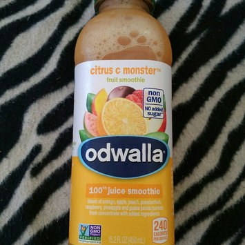 Odwalla Fruit Smoothie Citrus C Monster uploaded by Erica F.