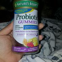 Nature's Bounty® Probiotc Fruit Gummies uploaded by Stephanie B.