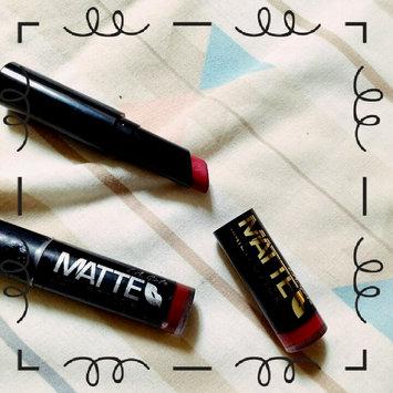 L.A. Girl Matte Flat Velvet Lipstick uploaded by Andrea T.
