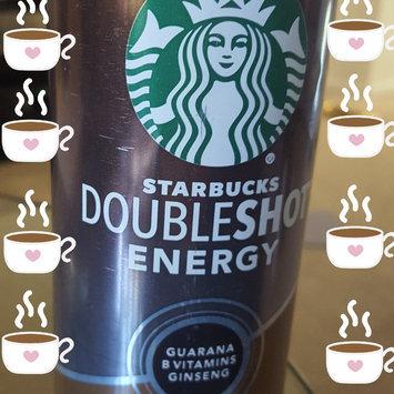 Photo of Starbucks Doubleshot Energy Coffee Drink Mocha uploaded by Alisha B.