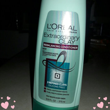 L'Oréal Extraordinary Clay Rebalancing Conditioner uploaded by Andrea M.