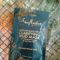 SheaMoisture African Black Soap Clarifying Mud Mask uploaded by April E.