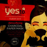 Yes to Tomatoes Paper Mask, Single Pack, Charcoal, 1 ea uploaded by Tatyana C.