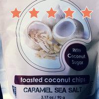Dang Toasted Coconut Chips Caramel Sea Salt uploaded by Michaela C.
