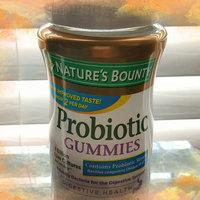 Nature's Bounty® Probiotc Fruit Gummies uploaded by Minga M.